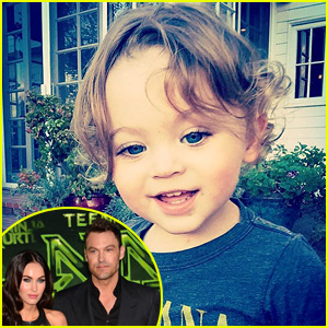 Megan Fox Shares Photo of Her Adorable Son Bodhi!