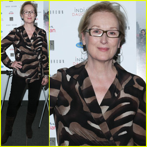 Meryl Streep Will Be Jury President at Berlin Film Festival 2016