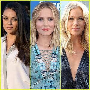 Mila Kunis, Kristen Bell, & Christina Applegate Starring in a Movie Together!