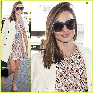 Miranda Kerr Gushes About Louis Vuitton's Nicolas Ghesquière