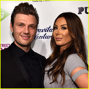 Nick Carter's Wife Lauren Kitt Is Pregnant with Their First Child!