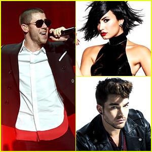 Adam Lambert Addresses Demi Lovato Tour Switch Up On Twitter