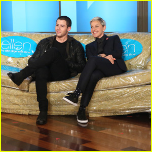 Nick Jonas Coyly Ignores Kate Hudson Dating Questions (Video)
