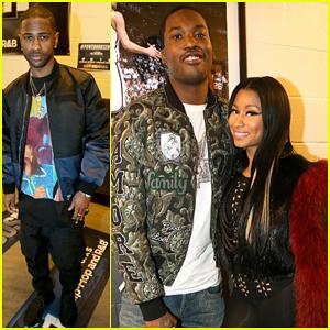 Nicki Minaj & Meek Mill Couple Up At Power 105.1's Powerhouse 2015!