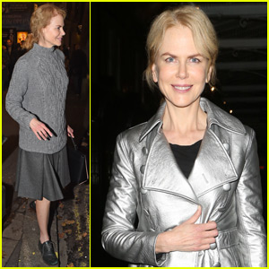 Nicole Kidman Steps Out After Daughter Isabella's Wedding