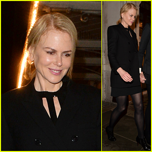 Nicole Kidman Was Named After a Baby Elephant!