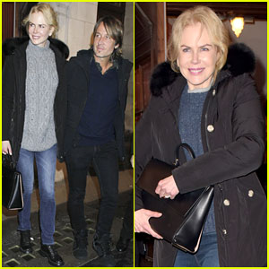 Nicole Kidman Gets Keith Urban's Support Two Days in a Row