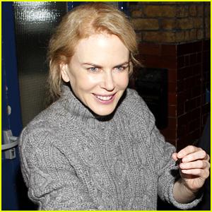 Nicole Kidman Is Happy for Her Newlywed Daughter Bella!
