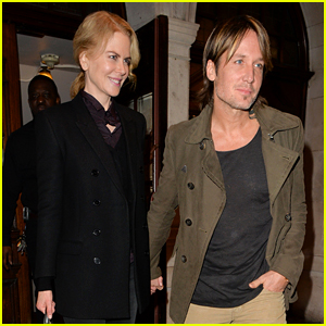 Nicole Kidman & Keith Urban Hold Hands in London & Look Picture Perfect!