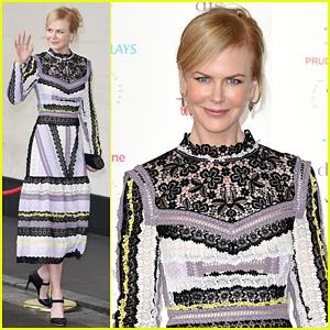 Nicole Kidman Stuns At Women Of The Year Awards 2015!