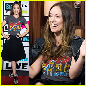 Olivia Wilde Plays 'Plead the Fifth' with Jason Sudeikis' Questions!