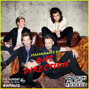 One Direction Set to Perform at American Music Awards 2015