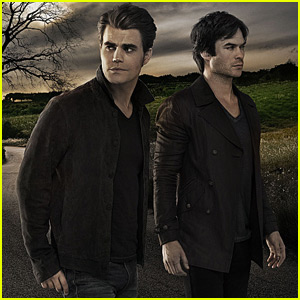 Will Lily Cause a Divide Between the Salvatore Brothers on 'The Vampire Diaries'? Ian Somerhalder & Paul Wesley Weigh In!