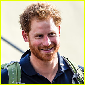 Prince Harry Answers If He Is Ready to Settle Down