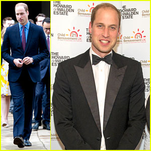 Prince William Discusses the Painful Grief from His Mom's Death