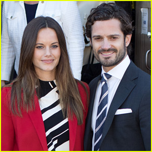 Sweden's Prince Carl Philip & Wife Princess Sofia Are Expecting First Child!