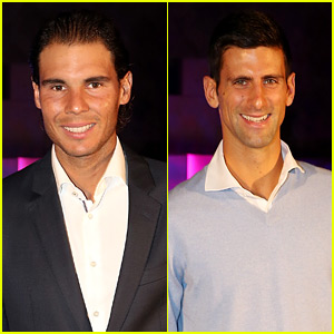 Novak Djokovic & Rafael Nadal Get Ready for China Open!