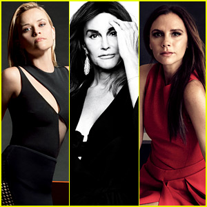 Reese Witherspoon, Caitlyn Jenner, & More Chosen as Glamour's Women of the Year 2015!