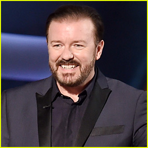 Ricky Gervais Returning to Host Golden Globes 2016!