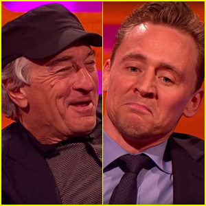 Tom Hiddleston Does Spot On Impression of Robert De Niro