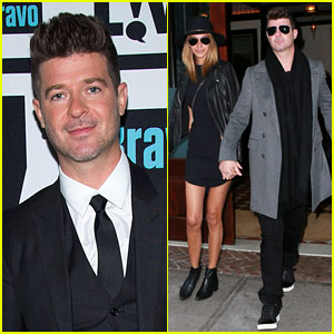 Robin Thicke Reveals What He Regrets About the 'Paula' Album