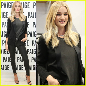 Rosie Huntington-Whiteley Shows Off Her Great Jeans
