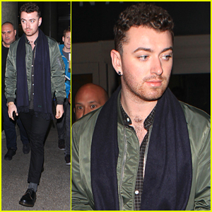 Sam Smith Set To Play 'We Can Survive' Benefit Concert Tonight