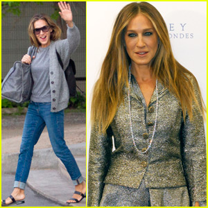 Sarah Jessica Parker Jets To Chile For Ripley's Grand Opening