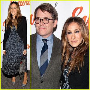 Sarah Jessica Parker Goes Pantless for 'Lovely' New Photo!