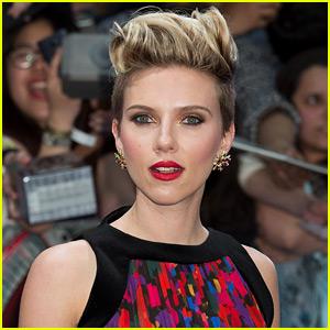 Scarlett Johansson Can Even Make Bible Verses Sound Sexy - Listen Now!