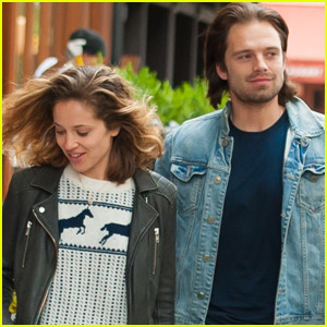 Who is sebastian stan dating 2013