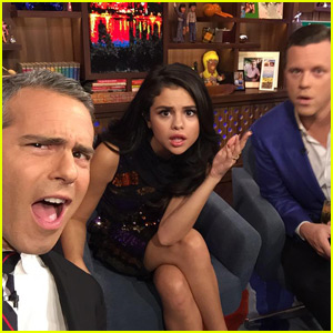 Selena Gomez Talks Miley Cyrus & Nick Jonas on 'WWHL' (Video)