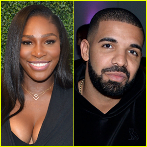 Serena Williams & Drake Are NOT Engaged