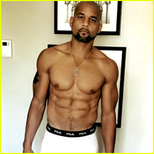 Insanity's Shaun T Responds to Body Shamers Calling Him Too Skinny