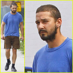 Shia LeBeouf Reconciles with Mia Goth After Recent Arrest