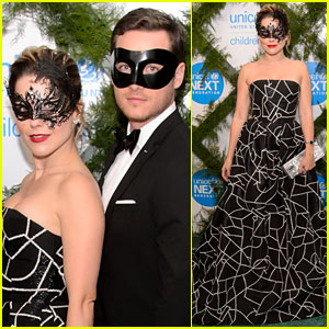 Sophia Bush Goes to a Masquerade Ball with Boyfriend Jesse Lee Soffer!