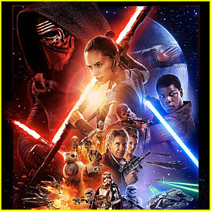 New 'Star Wars: The Force Awakens' Poster, Episode VII Tickets on Sale Monday!