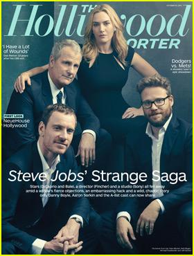 Aaron Sorkin Says Steve Jobs' Widow Told Leonardo DiCaprio & Christian Bale Not to Do the Movie