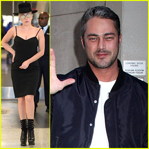 Taylor Kinney Wants a 'Soccer Team' of Kids with Lady Gaga