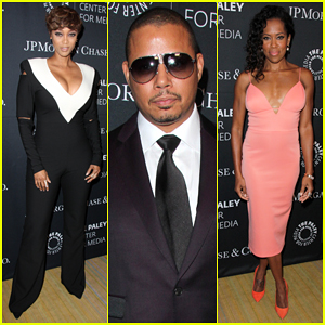 Terrence Howard, Tyra Banks & More Celebrate African-American Achievements In TV!