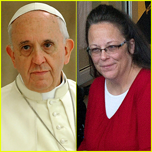 The Vatican Issues New Statement on Pope Francis' Meeting with Kim Davis
