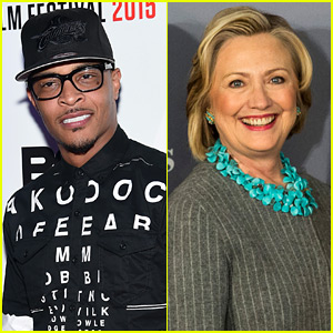 Rapper T.I. on Hillary Clinton: I Can't Vote for a Female President Because 'Women Make Rash Decisions Emotionally'