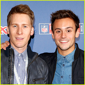 Tom Daley Proposed to Fiance Dustin Lance Black First!