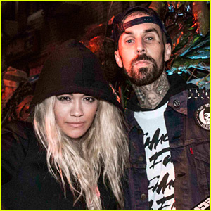 Travis Barker Gushes About New Girlfriend Rita Ora: 'She's Stunning'