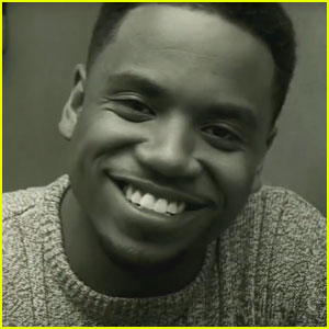 90210's Tristan Wilds Is Adele's 'Hello' Music Video Lover!