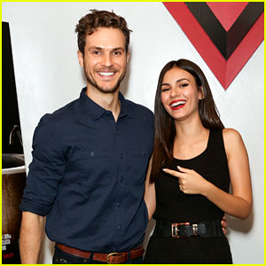 Victoria Justice Supports 'Eye Candy' Co-Star Ryan Cooper at His 'Julia' Screening!