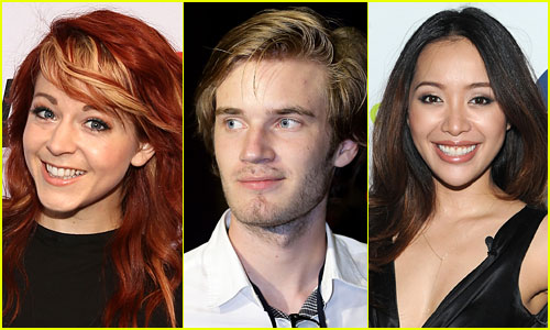 YouTube's Top Earning Stars of 2015 Revealed - See the List!