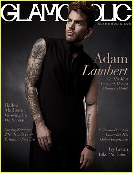 Adam Lambert on If He Has Guilty Pleasures: I Don't Feel Guilty About Much!