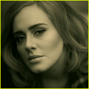 Adele's 'Hello' Breaks Records with #1 Billboard Hot 100 Debut
