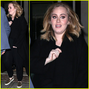 Adele Says Britney Spears is a Queen: 'I Love Her'